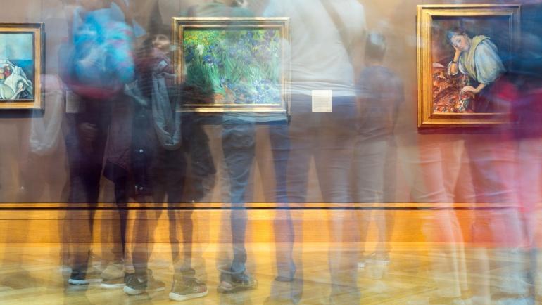Różne pejzaże i portrety nam maluje życie